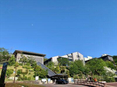 京都産業大学外観