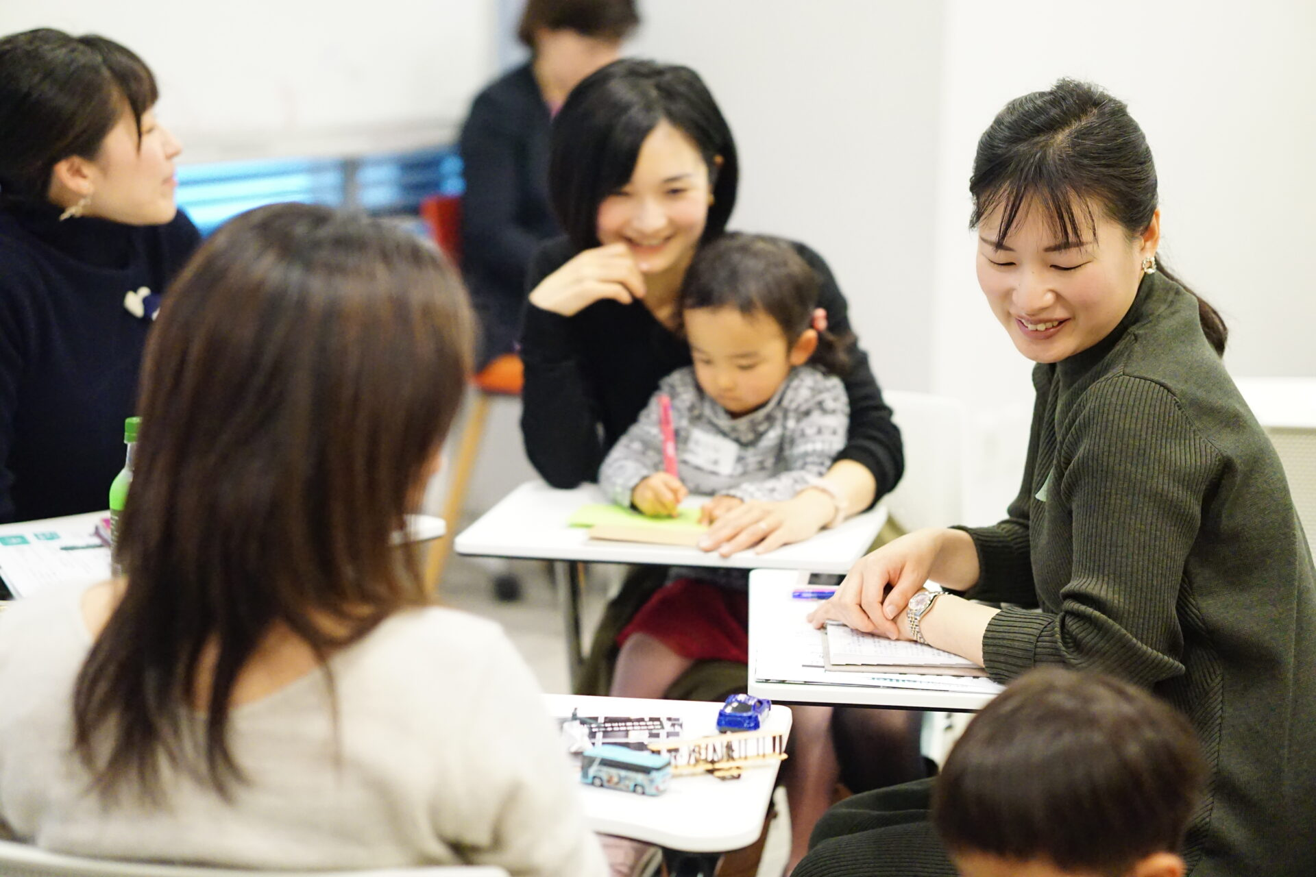 MBA with Kids 子連れMBA